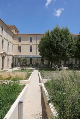 Humanities Research Center in Montpellier