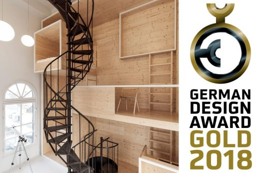 Room on the Roof - GOLD Winner German Design Awards 2018