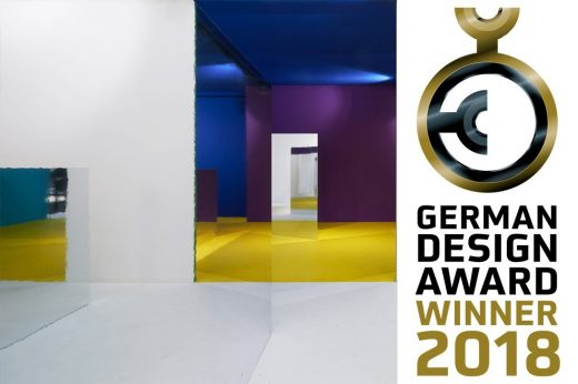 Pavilion EH&I - Winner German Design Award 2018