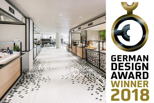 Restaurant De Bijenkorf Utrecht - Winner German Design Award 2018