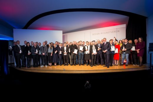 Iconic Awards 2017 Innovative Interior event in Germany