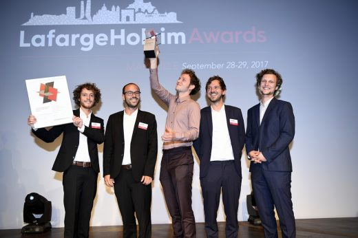 LafargeHolcim Awards Europe Competition Winners