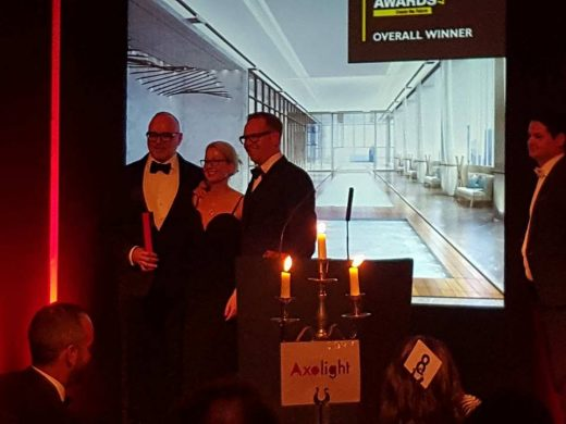 ABB Leaf Awards in London 2017 Winners