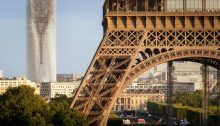 Mirage Montparnasse Tower Renovation in Paris