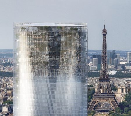 Mirage Montparnasse Tower Renovation Paris by MAD Architects