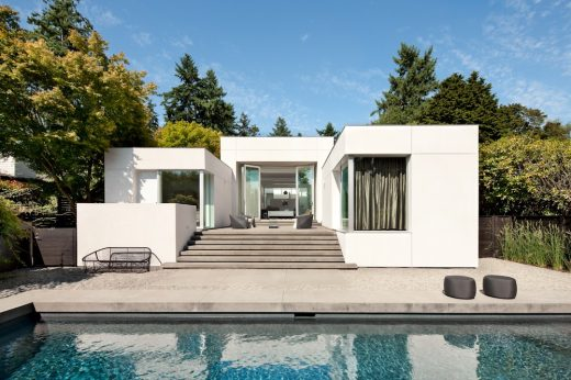 Modern Oasis Medina House in Washington