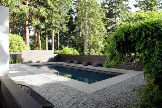 Modern Oasis Medina residence Washington