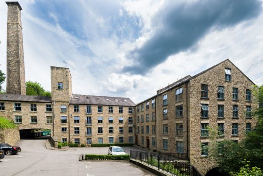 New Derbyshire Residential Accommodation Building