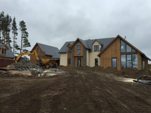 New Dwelling at Craigwell, Aboyne