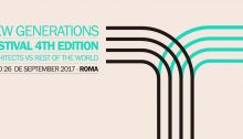 New Generations Festival – Architects VS Rest of the World