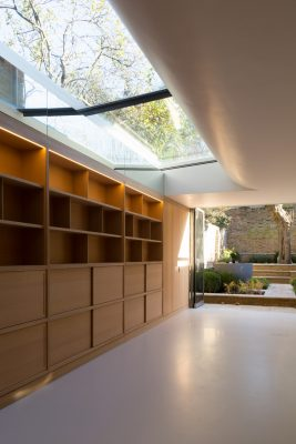 Wooden Home - design by Knox Bhavan Architects LLP