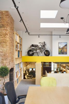 Old Bakery Architects' Studio in East Dulwich