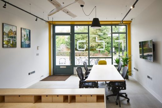 Old Bakery East Dulwich Architects' Studio