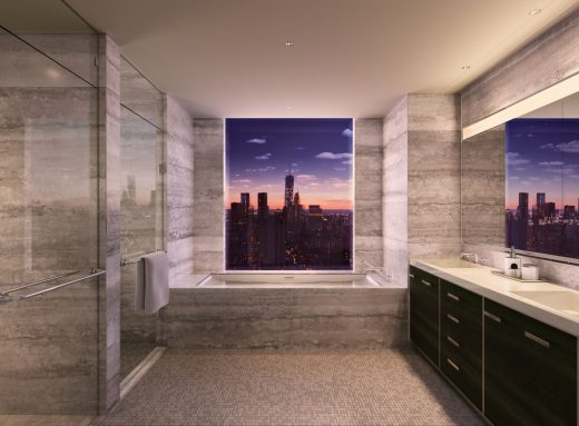 One Manhattan Square Skyscape Collection interior