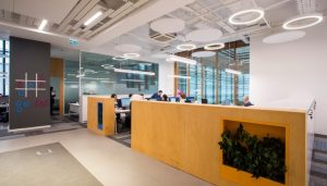 Positive Energized Office