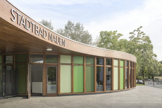 Public Baths in Nauen City