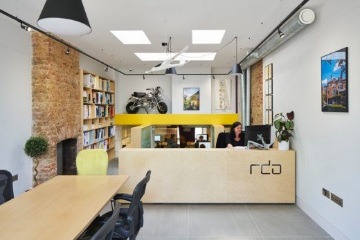 RDA East Dulwich Architecture Office