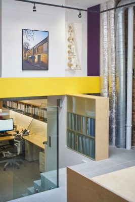 RDA East Dulwich Architects Office