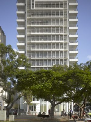 Rothschild Tower Tel Aviv