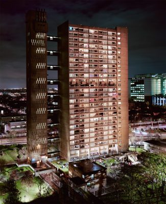 Simon Terrill Balfron Tower