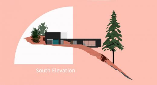 The Fire Lookout House