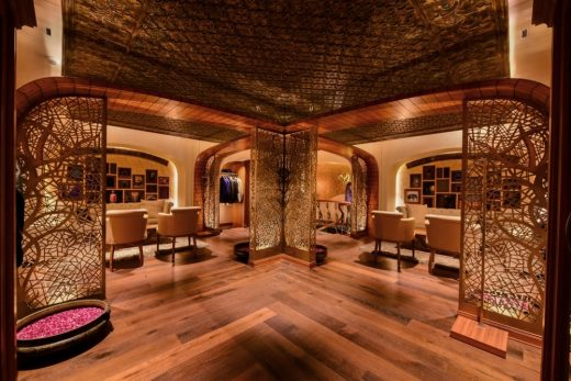 The Jade Blue Lounge in Ahmedabad Indian Architecture News