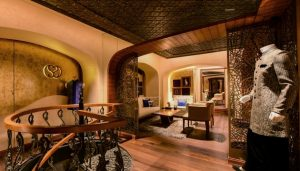 The Jade Blue Lounge in Ahmedabad