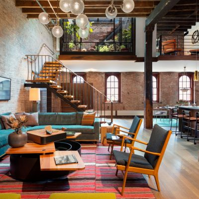 Tribeca Loft Residential Apartment in New York City
