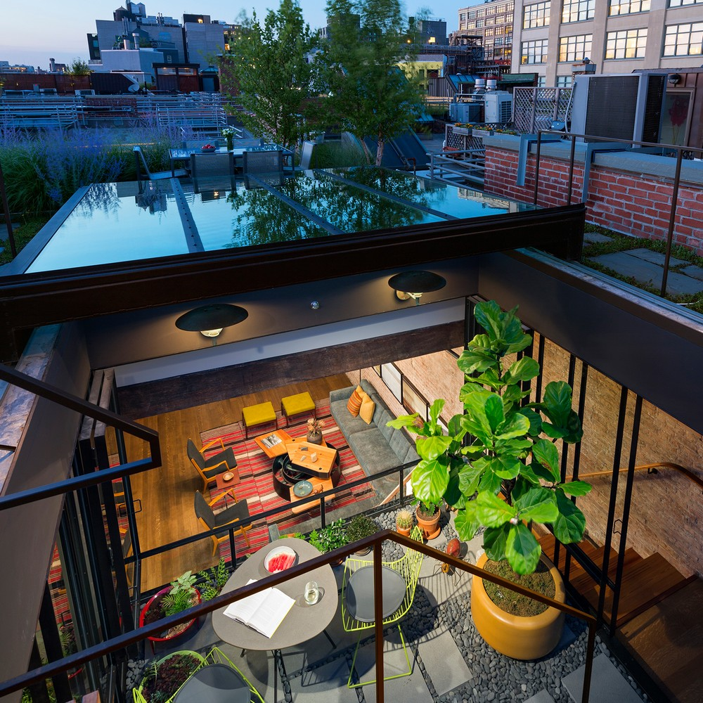 New York Loft Rentals: Tribeca Loft Residential Apartment In New York City