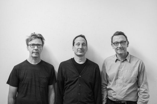 Winning Team for British Pavilion at the 16th Venice Biennale