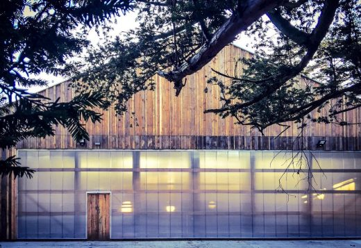 Wolfson Tree Management Centre, Gloucestershire by Invisible Studio RIBA Client of the Year 2017