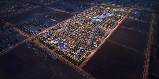 Aljada Development Masterplan, Sharjah