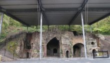 Bedlam Furnaces, Ironbridge Gorge World Heritage Site