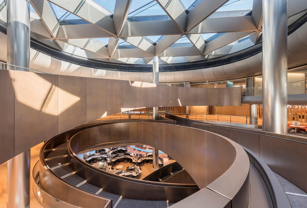 bloomberg european headquarters in london earchitect