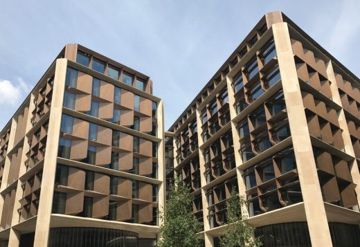 Bloombergs New European Headquarters in London