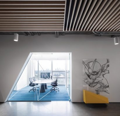 CapCalm Office Space