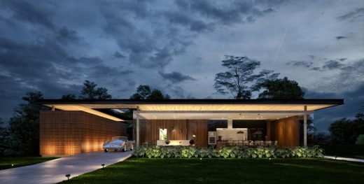 Contemporary House in Campinas
