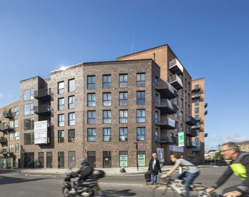 Dalston Works Mixed-Use Development