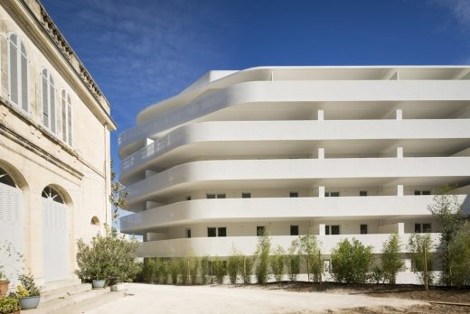 La Barquière Housing Project in Marseille