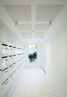 La Barquière Housing Project in Marseille