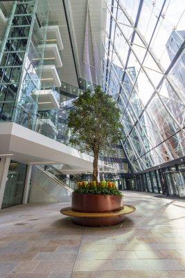 Large Sustainable Office Development in Leeds