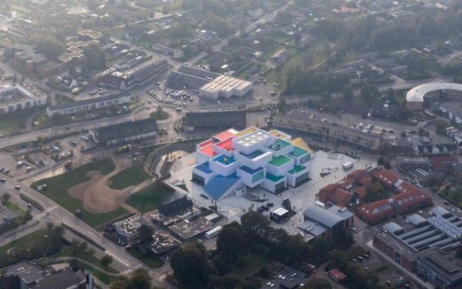 LEGO House Billund by BIG in Denmark