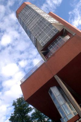 University of Leicester Engineering Department Building