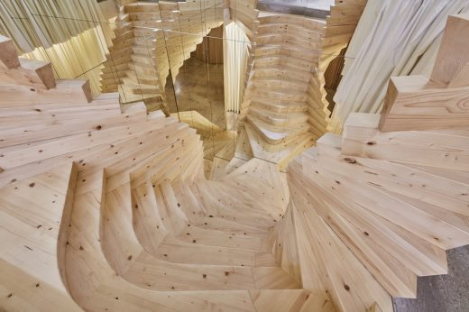 Office Staircase Prototype in Shoreditch