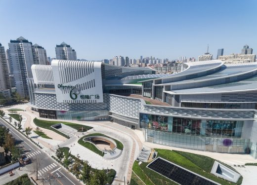 Olympia 66 Shopping Mall in Dalian