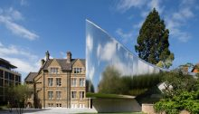 Oxford buildings - Investcorp at University's Middle East Centre