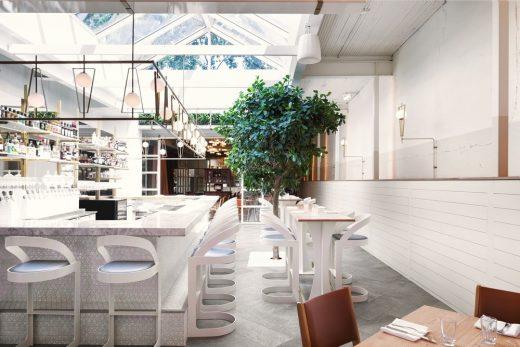 Perles et Paddock Restaurant in Montreal