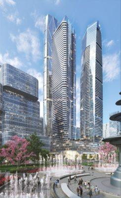 Pinnacle One Yonge in Toronto