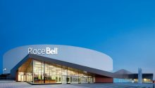Place Bell in Laval