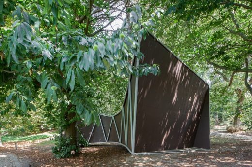Serralves Park Temporary Pavilion in Porto